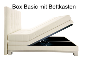 Box Basic Bettkasten